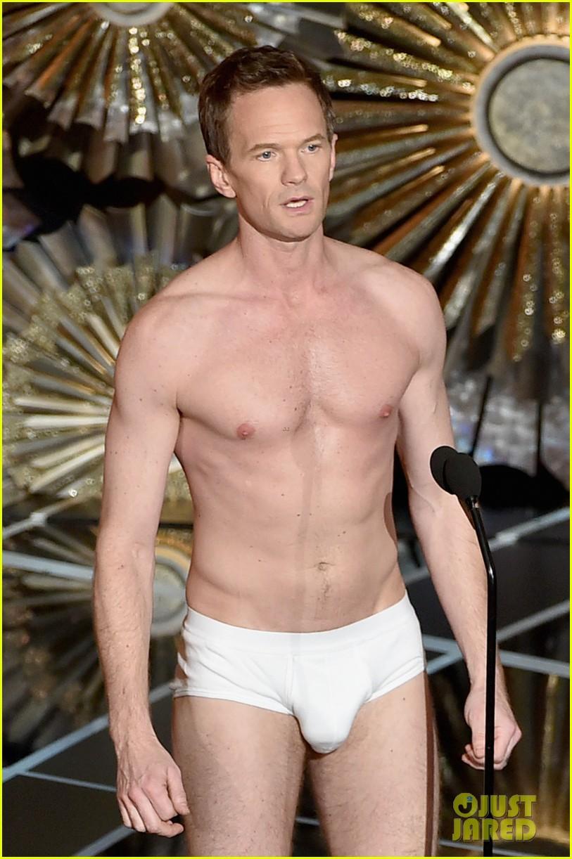 Neil Patrick Harris Had to Pad His Oscars Tighty Whities