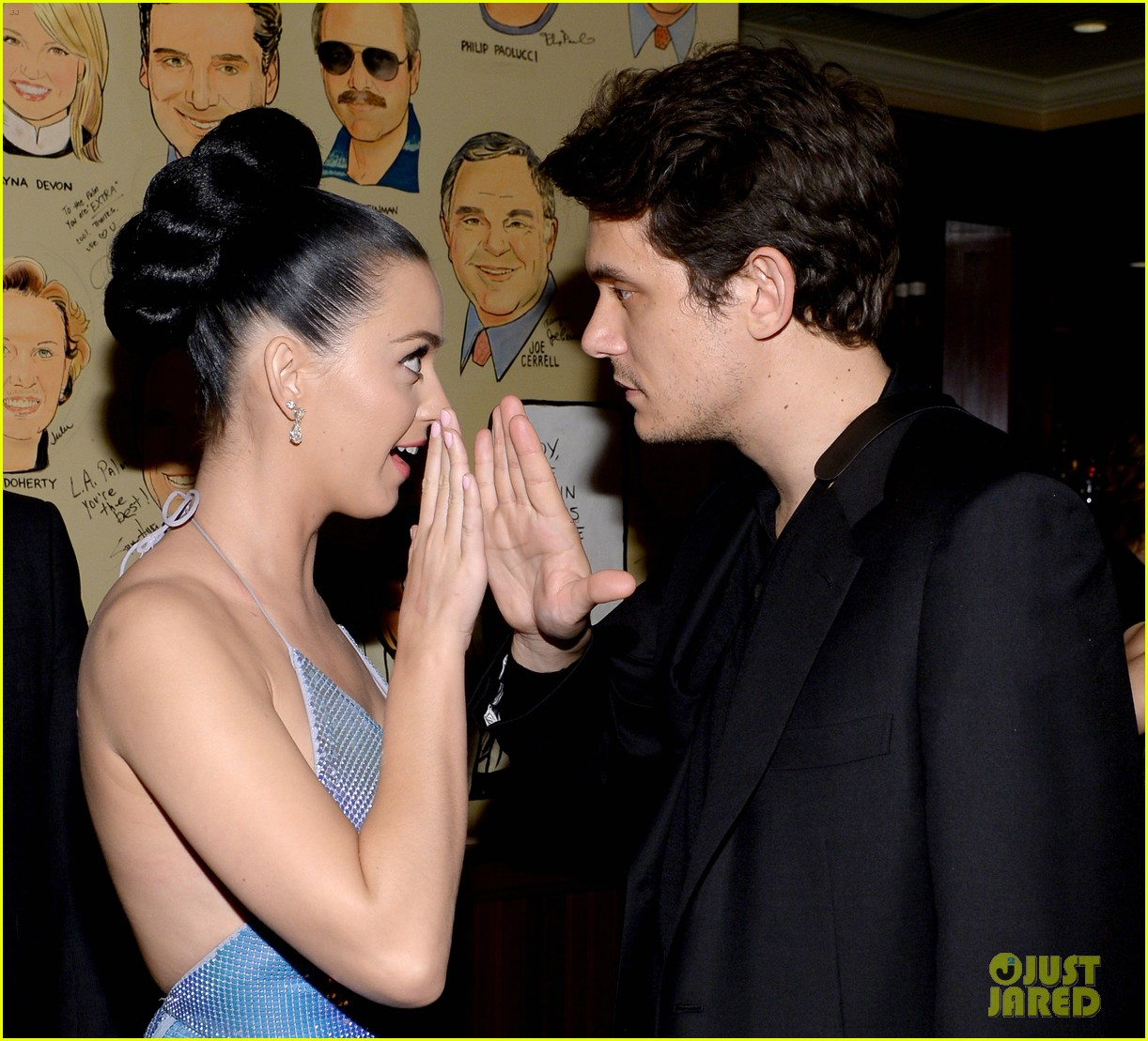 Katy perry is dating who