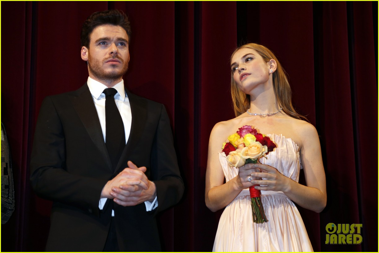 Richard wedding coleman madden and jenna Doctor Who's