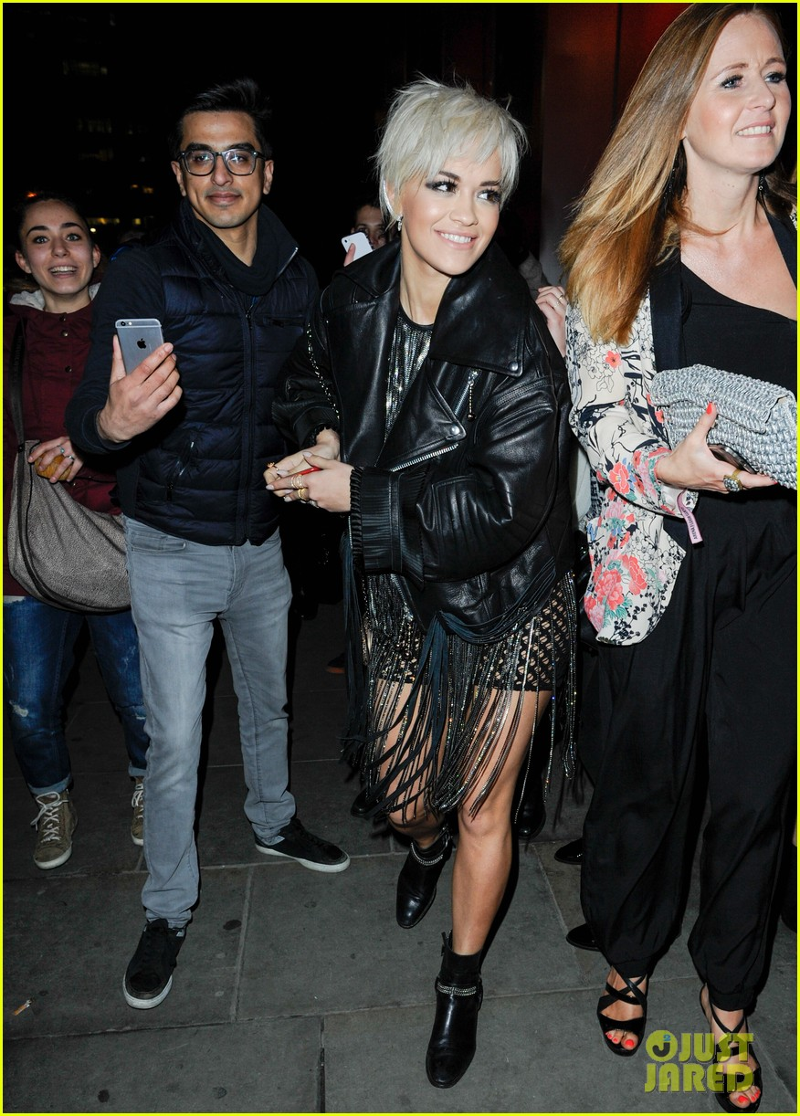 rita ora charli xcx brit awards after party 033314840