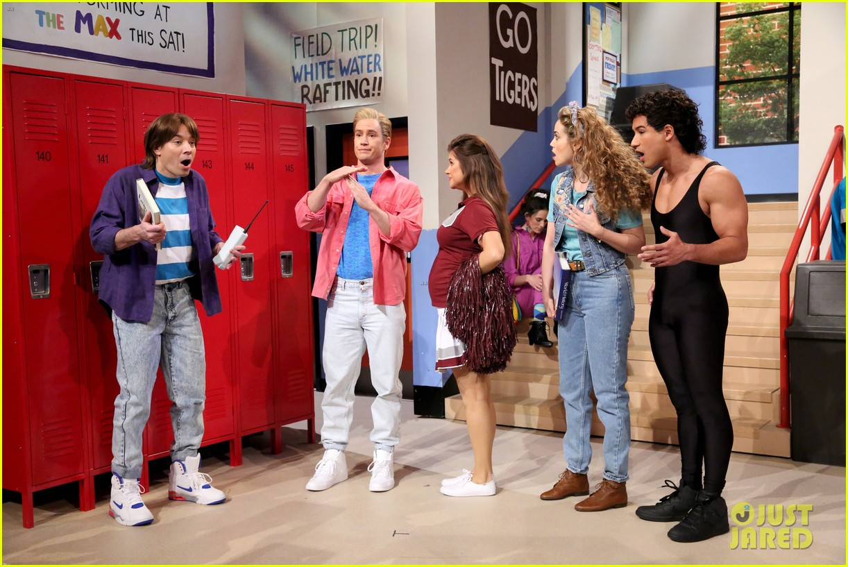 saved by the bell cast reunion on fallon 033296140