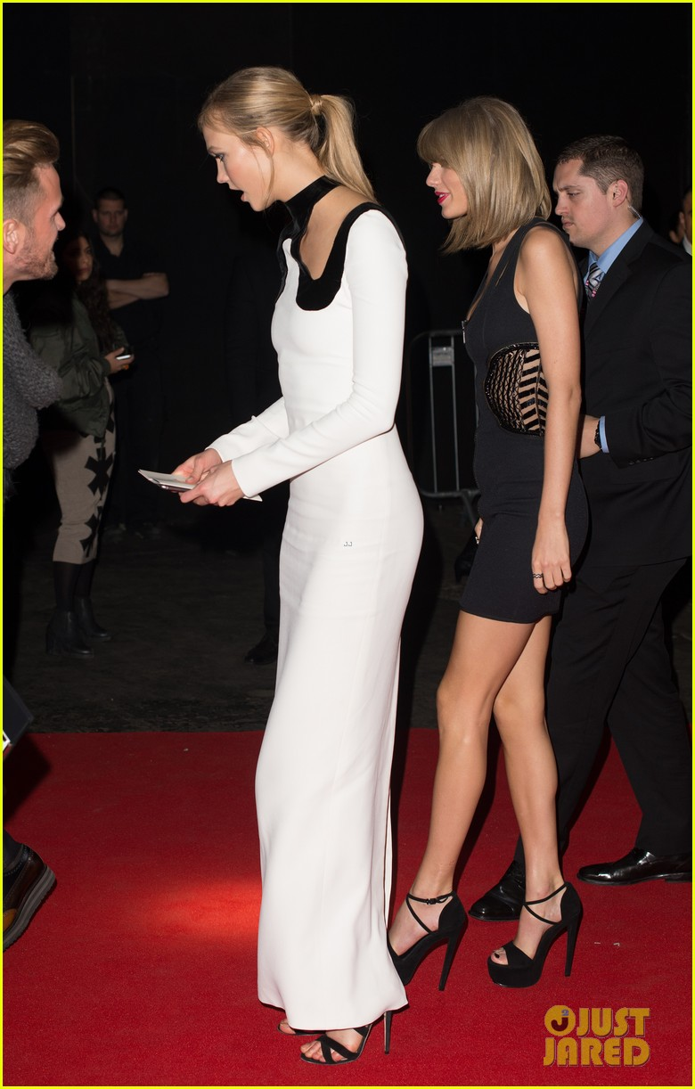 taylor swift kanye west hang out again brits 093314355