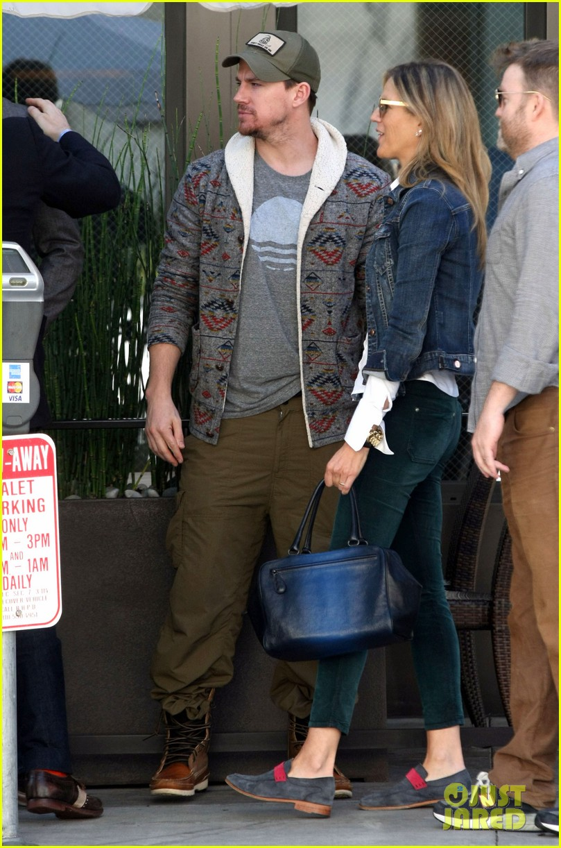 channing tatum lunches with friends 083314861