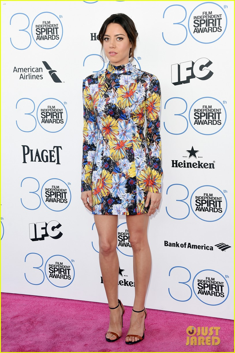 kristen wiig aubrey plaza spirit awards 2015 093309715