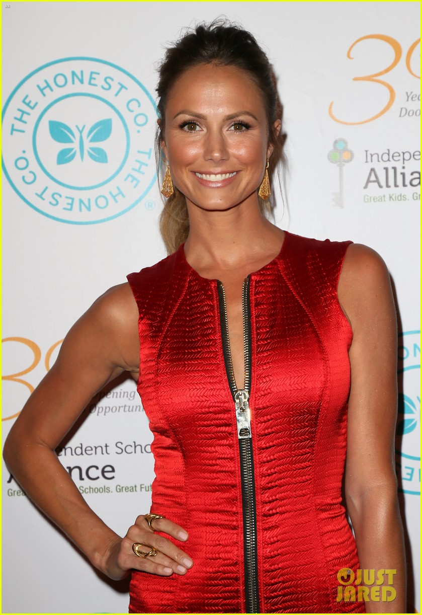 jessica alba john legend stacey keibler step out for good cause at impact 033328486