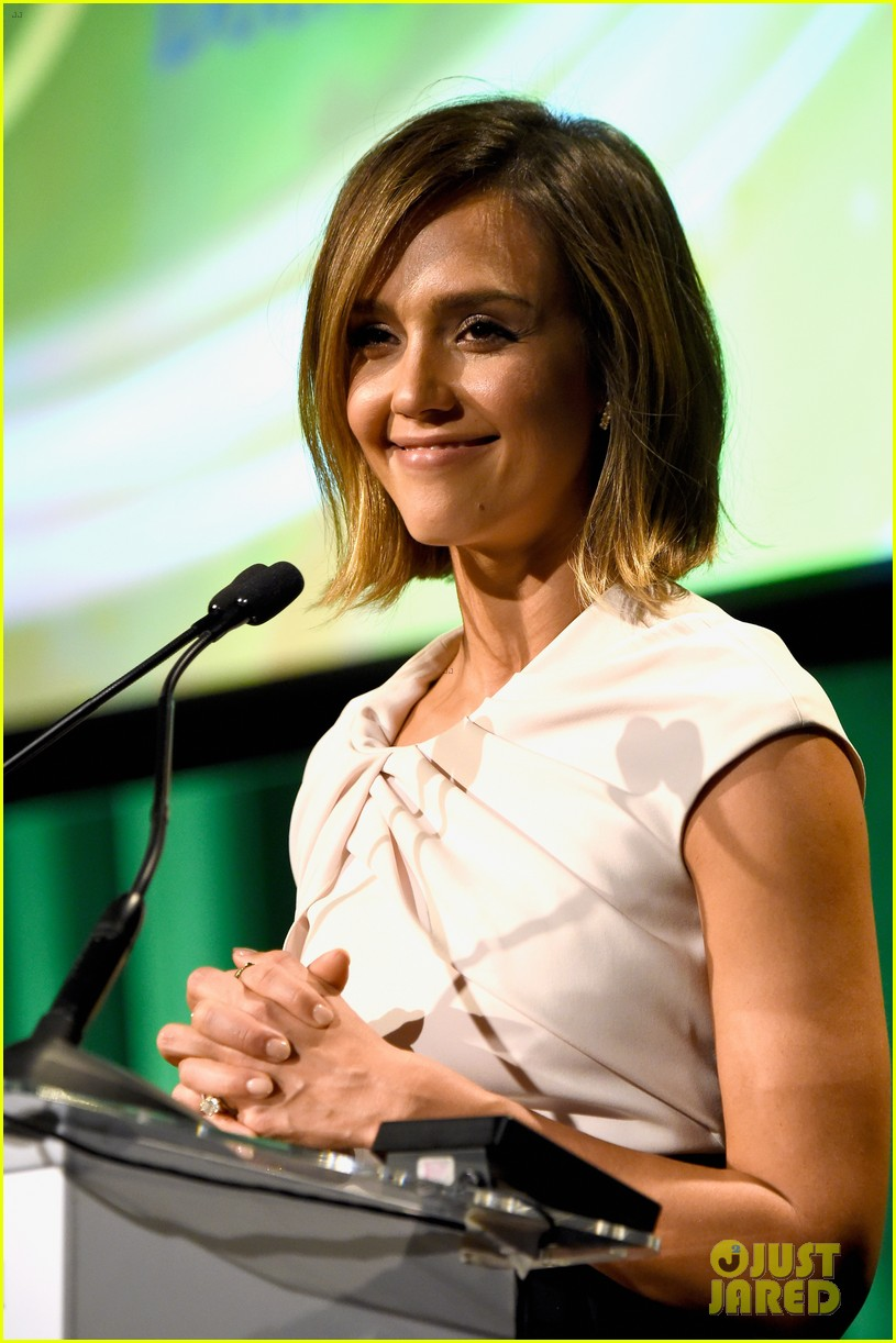jessica alba john legend stacey keibler step out for good cause at impact 183328501
