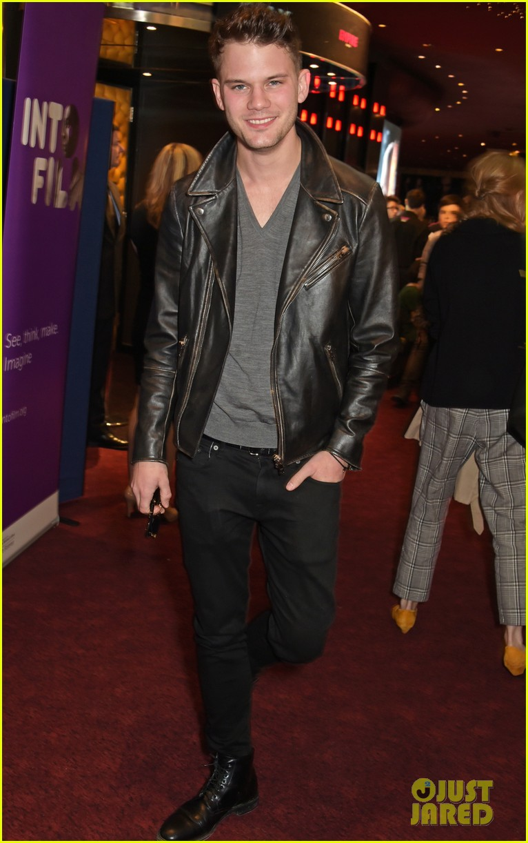 douglas booth jeremy irvine bring their good looks to bbc 183334008