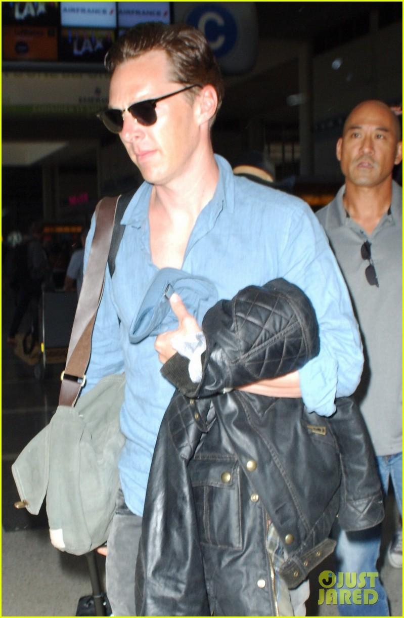 Benedict Cumberbatch Sophie Hunter Spend Their Honeymoon In Tahiti