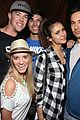 nina dobrev watches nick jonas perform at sxsw 02