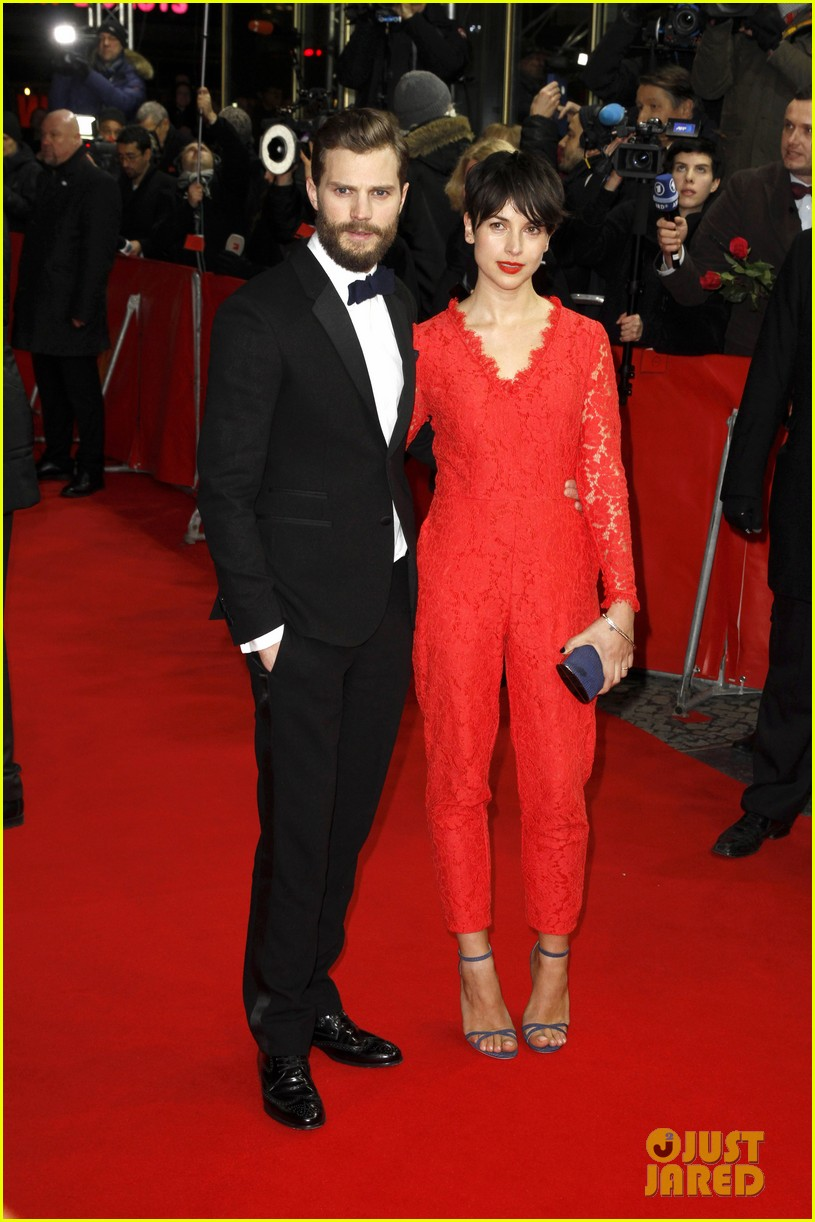 jamie dornan responds to rumors about his wife amelia warner 183324958