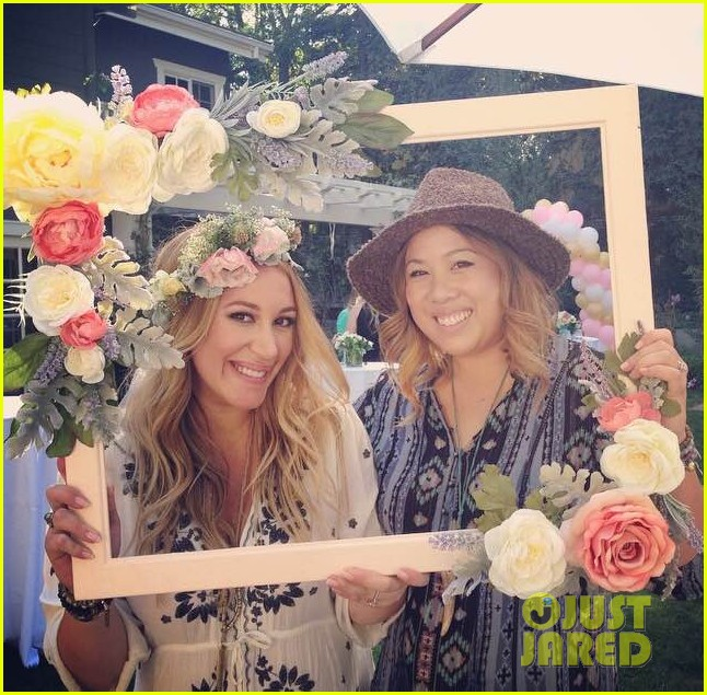 Hilary Duff Throws Sister Haylie A Baby Shower Photo 3321094