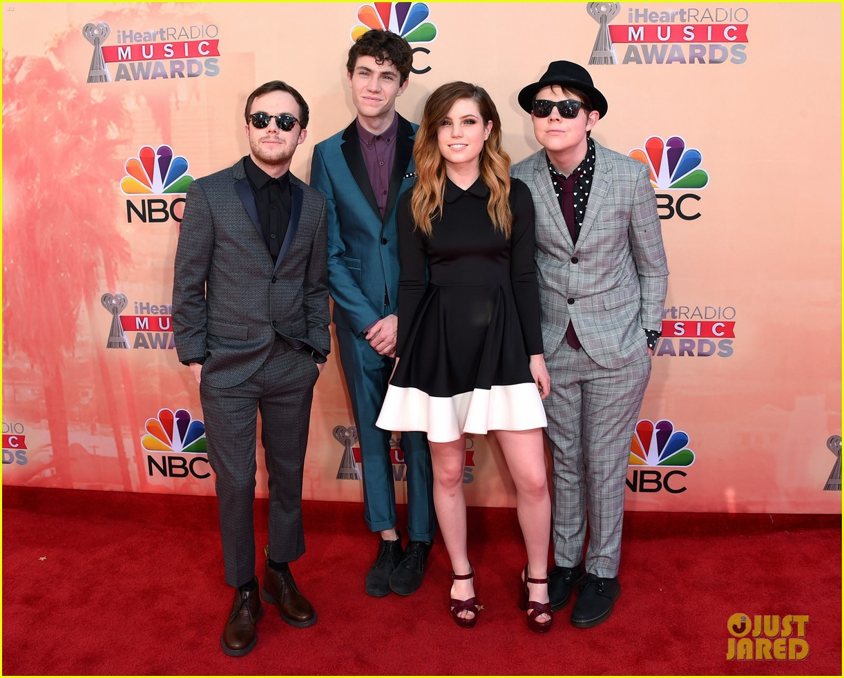 Echosmith r5 rock out at iheartradio music awards 2015 photo echosmith r5 rock out at iheartradio music awards 2015 m4hsunfo