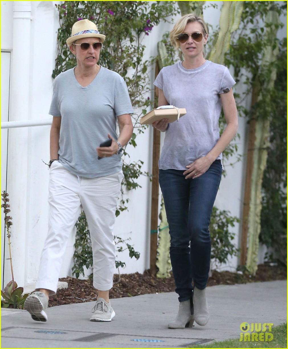 Portia De Rossi Pregnancy: Ellen DeGeneres & Portia De Rossi Weigh In On Dolce