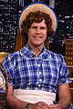 will ferrell transforms into little debbie for tonight show 05
