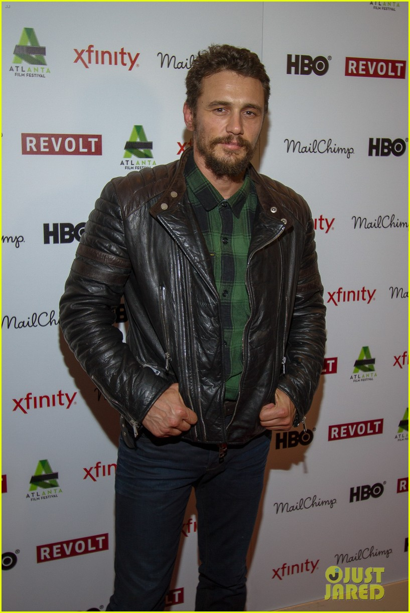 james franco helps kick off the atlanta film festival 103333954