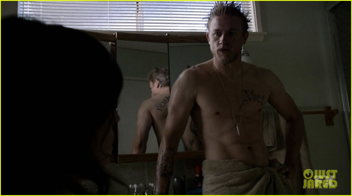 Sons of anarchy nudity