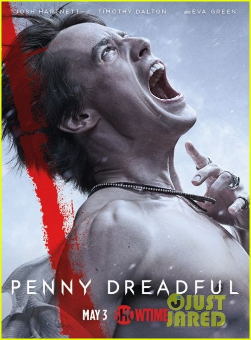 josh hartnett penny dreadful season 2 character poster 013326299