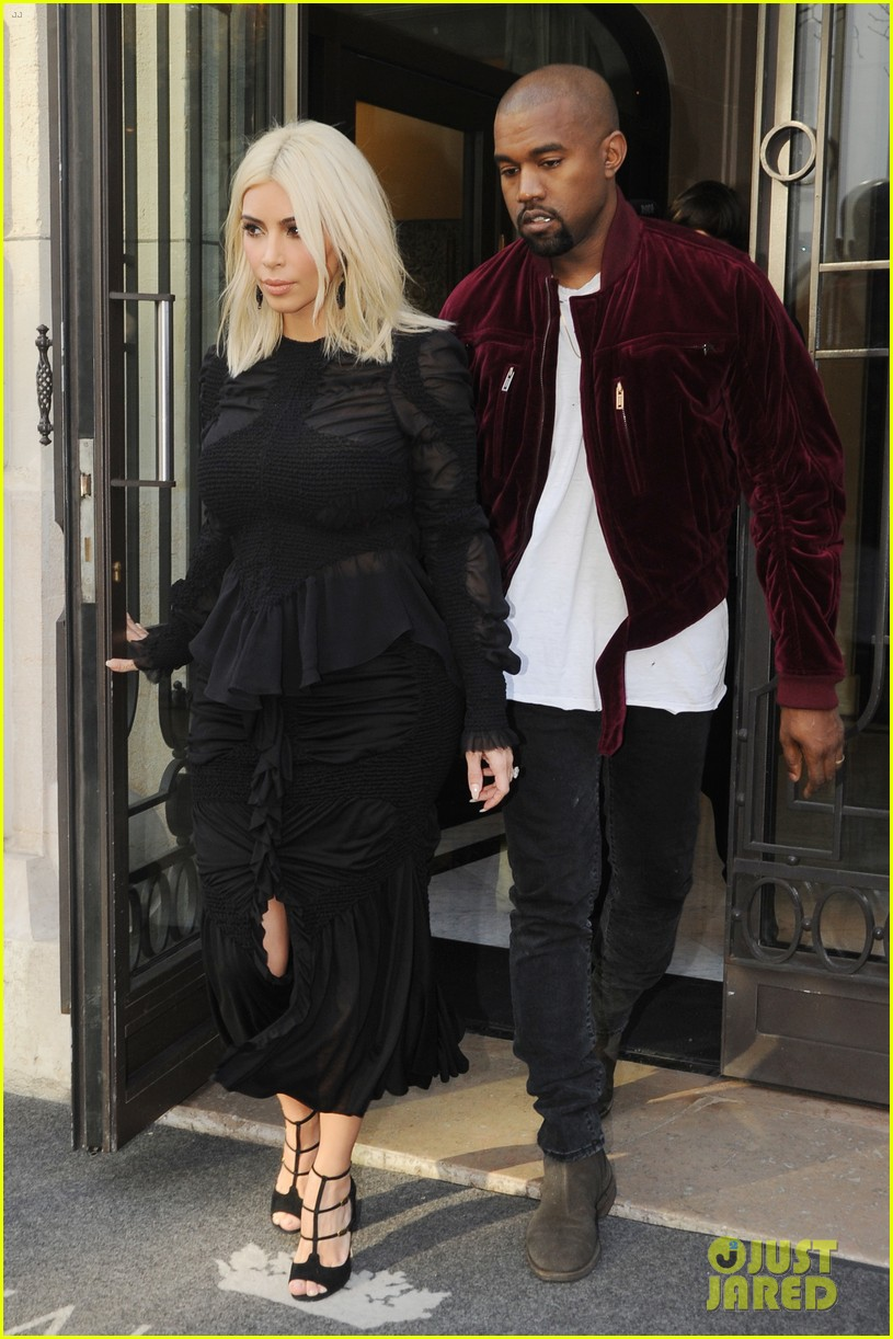 2e73fdc312c Kim Kardashian Shares Adorable Pic of Baby North Before Louis Vuitton  Fashion Show with Kanye West!