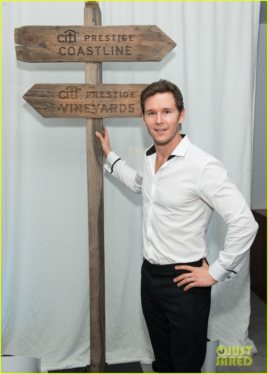 ryan kwanten hits nyc for citi prestige cards australia event 043319798