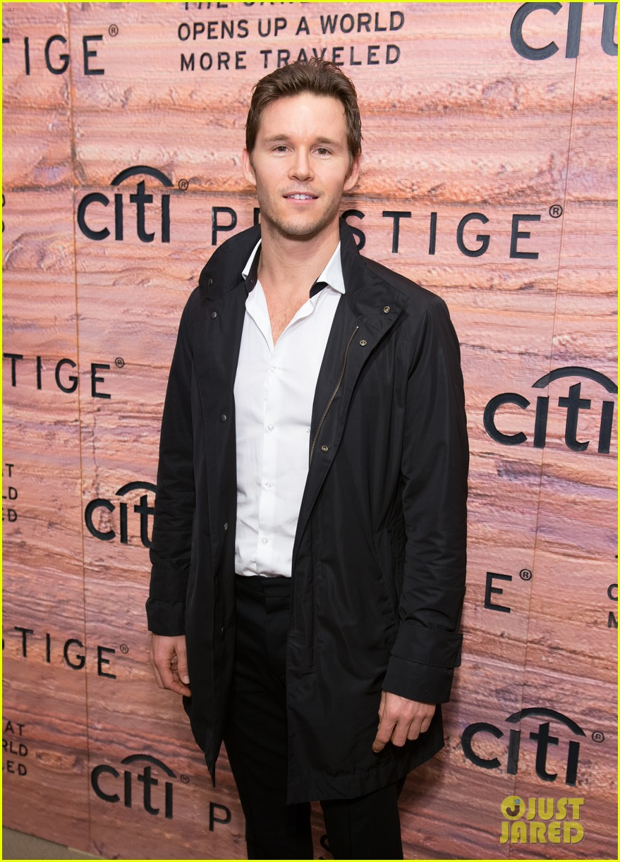 ryan kwanten hits nyc for citi prestige cards australia event 053319799