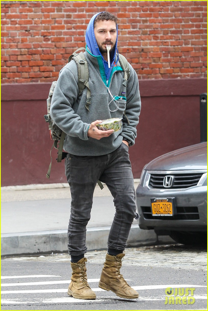 shia labeouf livestreamed heart for latest art project 033330880