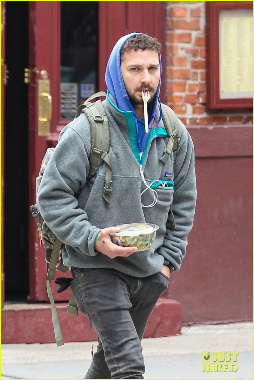 shia labeouf livestreamed heart for latest art project 063330883