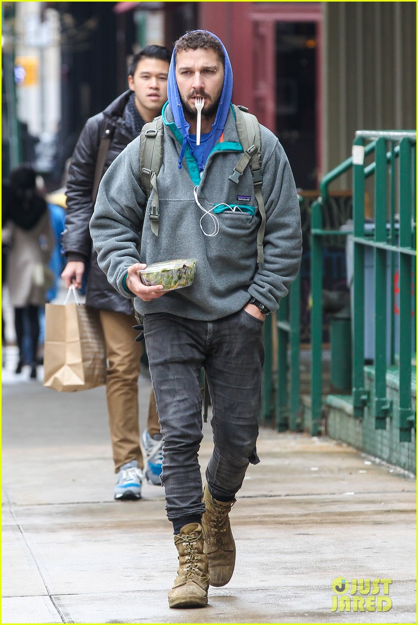 shia labeouf livestreamed heart for latest art project 103330887