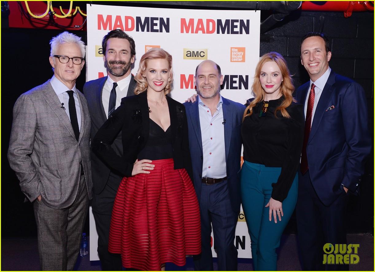 mad men cast supports matthew weiner 04a3331349