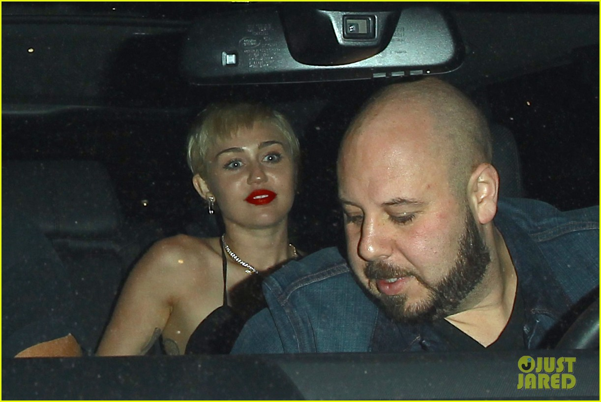 miley cyrus steps out after patrick schwarzenegger photos emerge 223327660