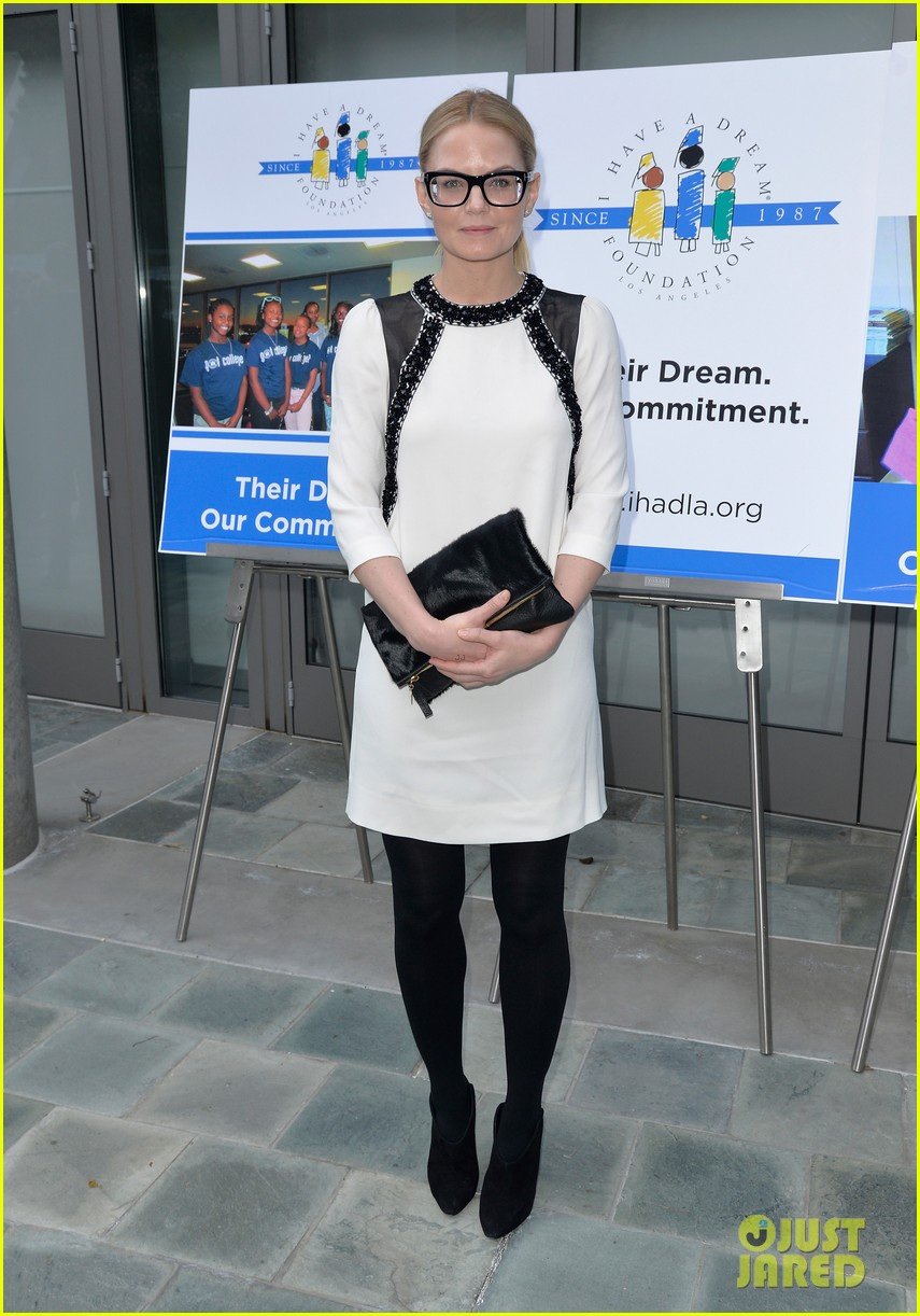 jennifer morrison rosie odonnell get charitable at i have a dream foundation 043321581