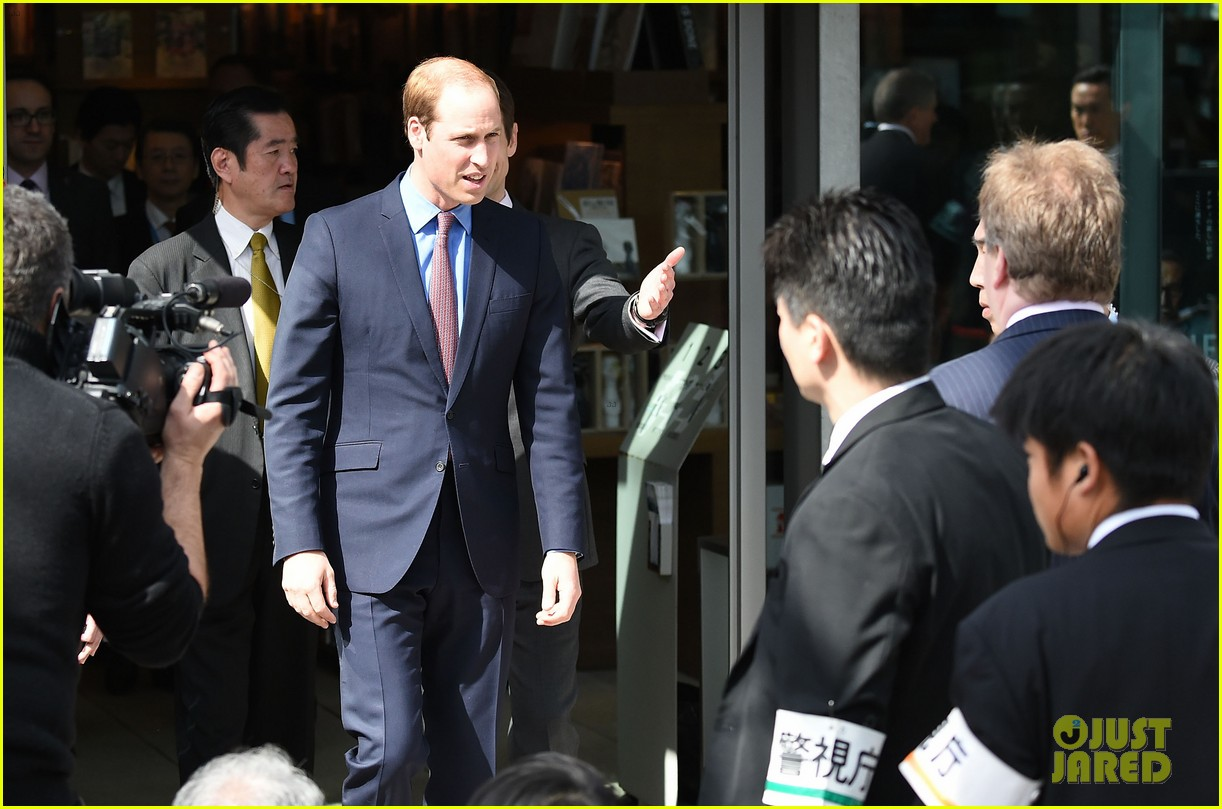 prince william continues japan trip 103316601