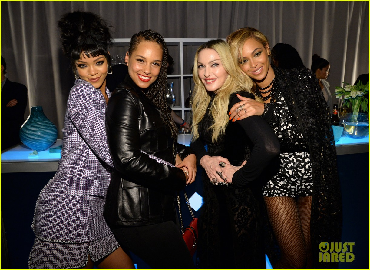 the tidal launch backstage photos are all amazing 063337264