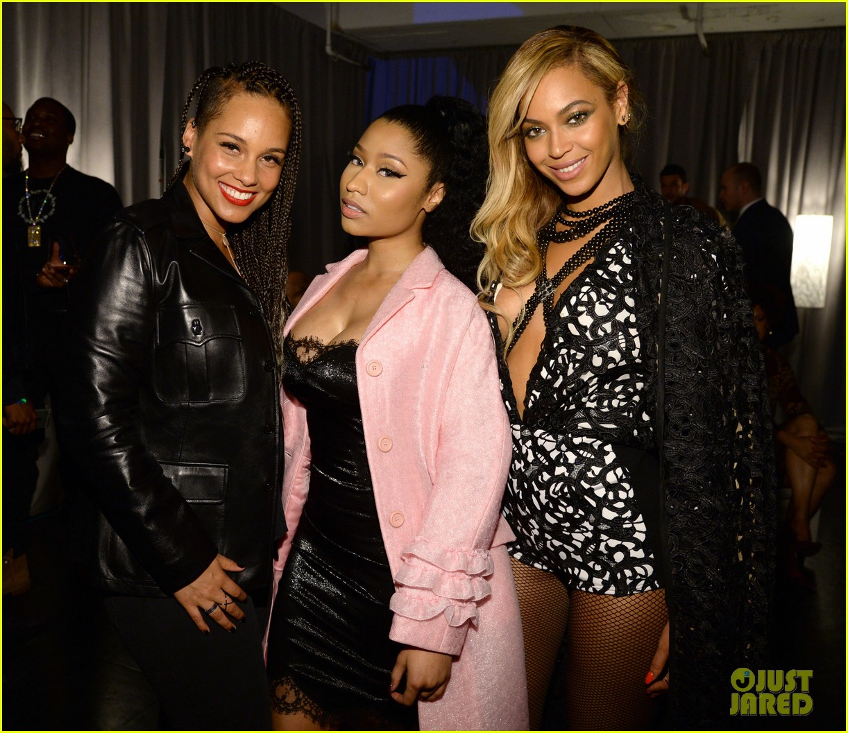 the tidal launch backstage photos are all amazing 113337269