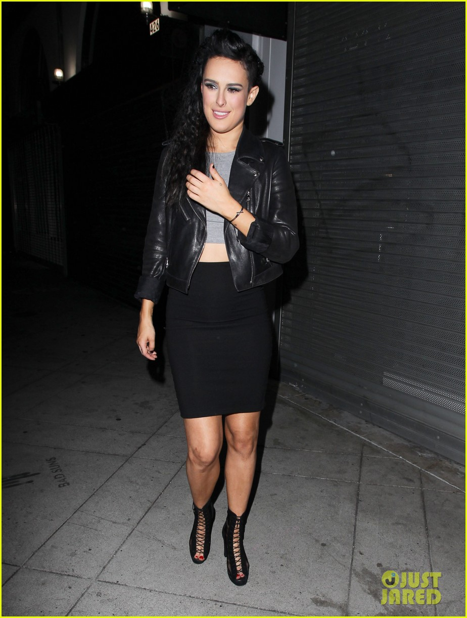 rumer willis reaches 250000 followers 103332733