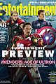avengers cover ew summer movie preview 01
