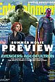 avengers cover ew summer movie preview 02