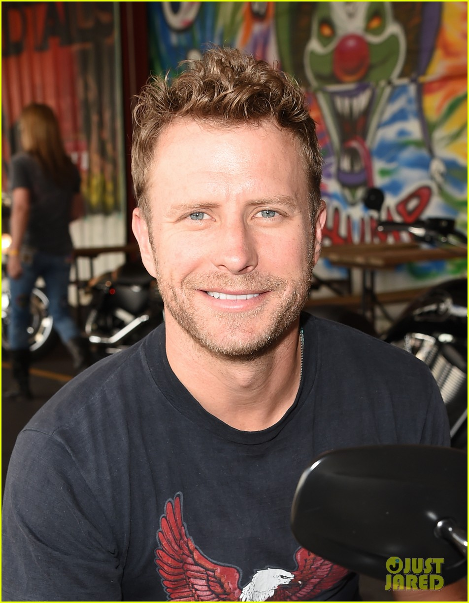 Dierks Bentley Haircut