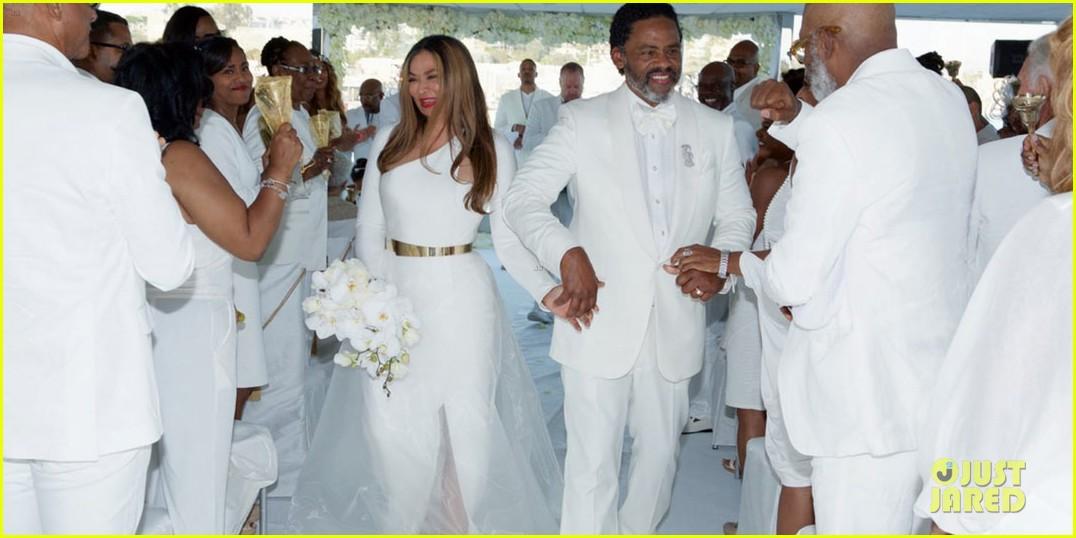 Tina roy wedding