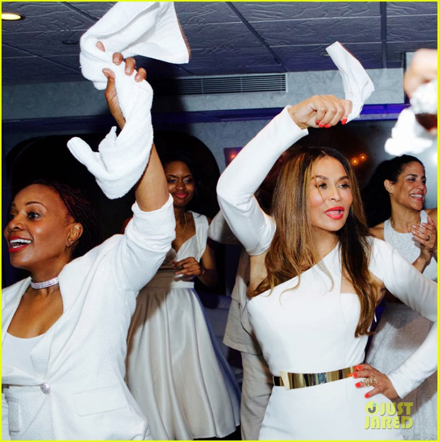 Tina knowles married wedding pictures