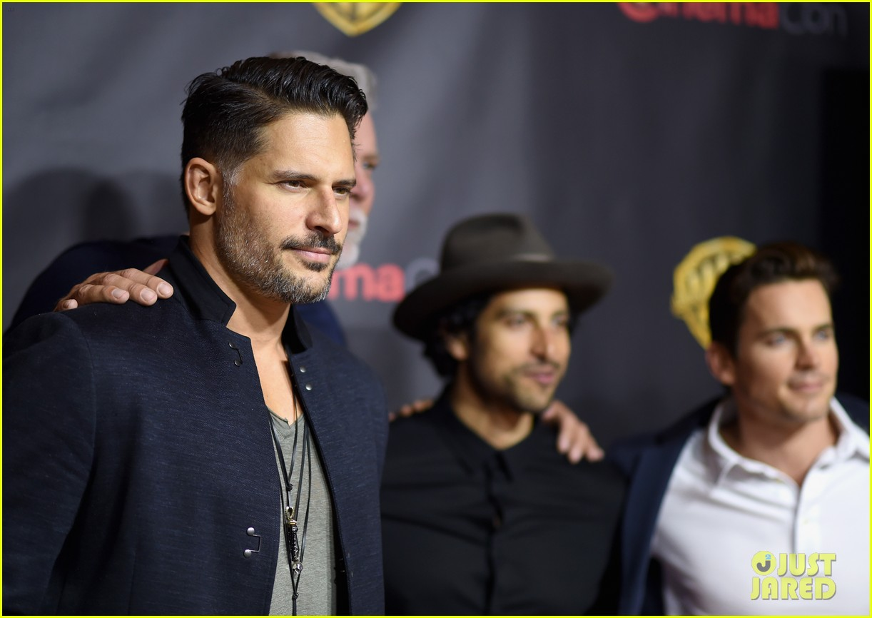 cinemacon basically was hollywoods hot men convention 183352874