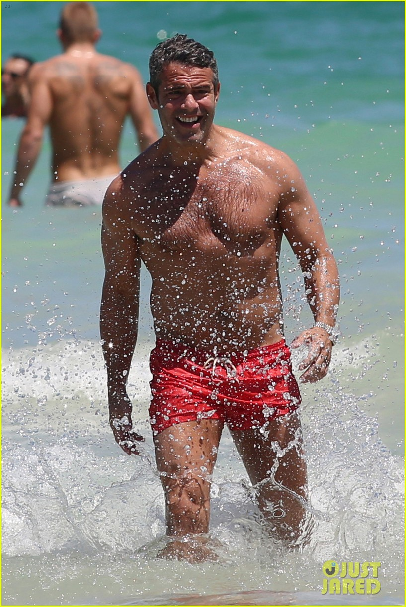Shirtless Andy Cohen T... Ryan Phillippe Kids