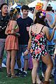 sarah hyland dominic cooper make out at coachella 18