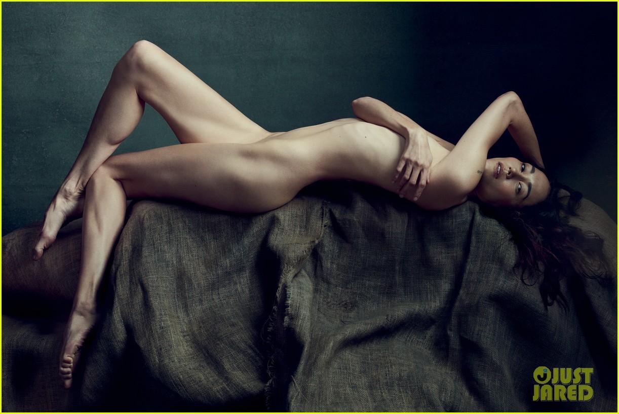 laverne cox jordana brewster pose naked allure 053348616