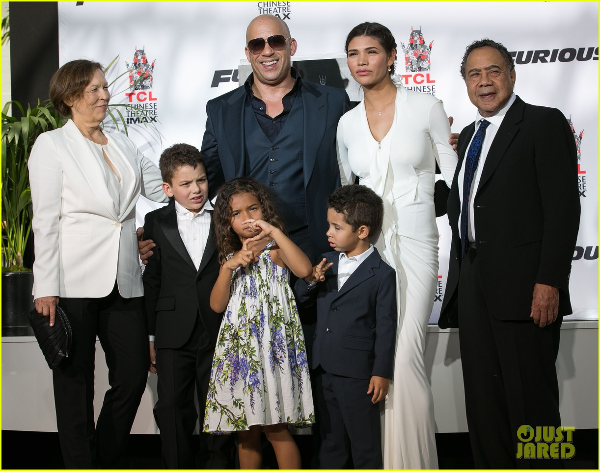 Vin Diesel Brings His ...