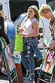 hilary duff after dance rehearsal 06