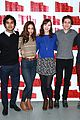 jesse eisenberg brings spoils cast to nyc photo call 01