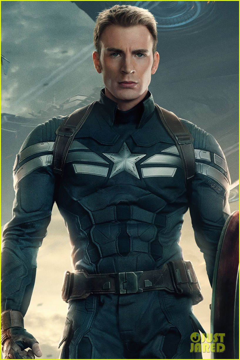 Is Captain America A Virgin Chris Evans Weighs In Photo 3357563