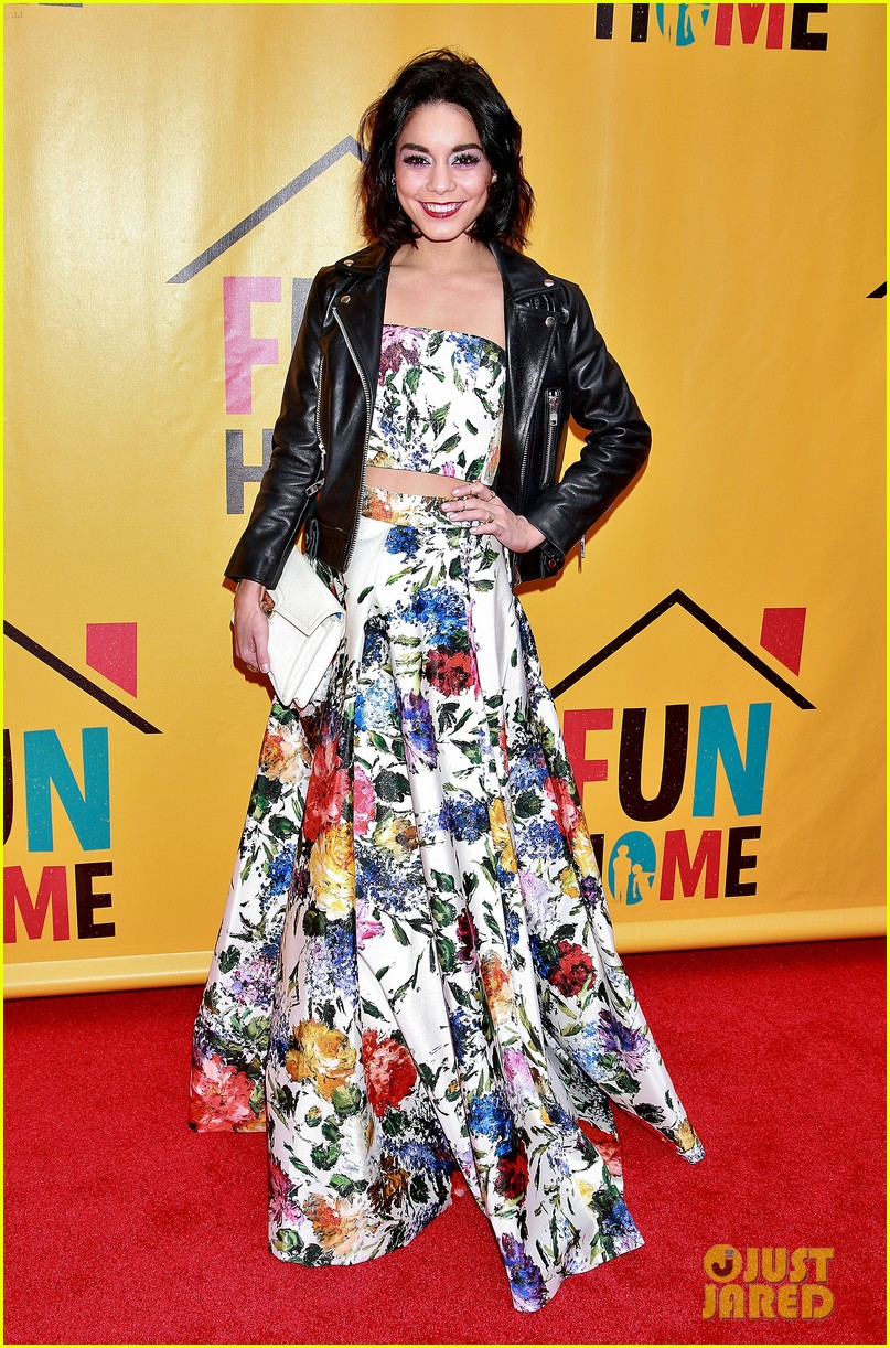 vanessa hudgens fun home opening night 013351453
