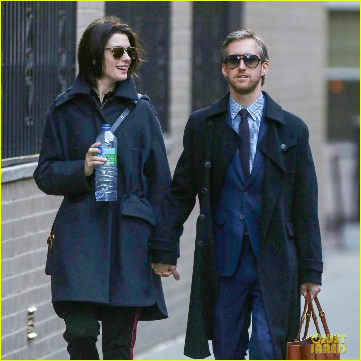 Anne Hathaway's Show 'Grounded' Gets Support From Hugh