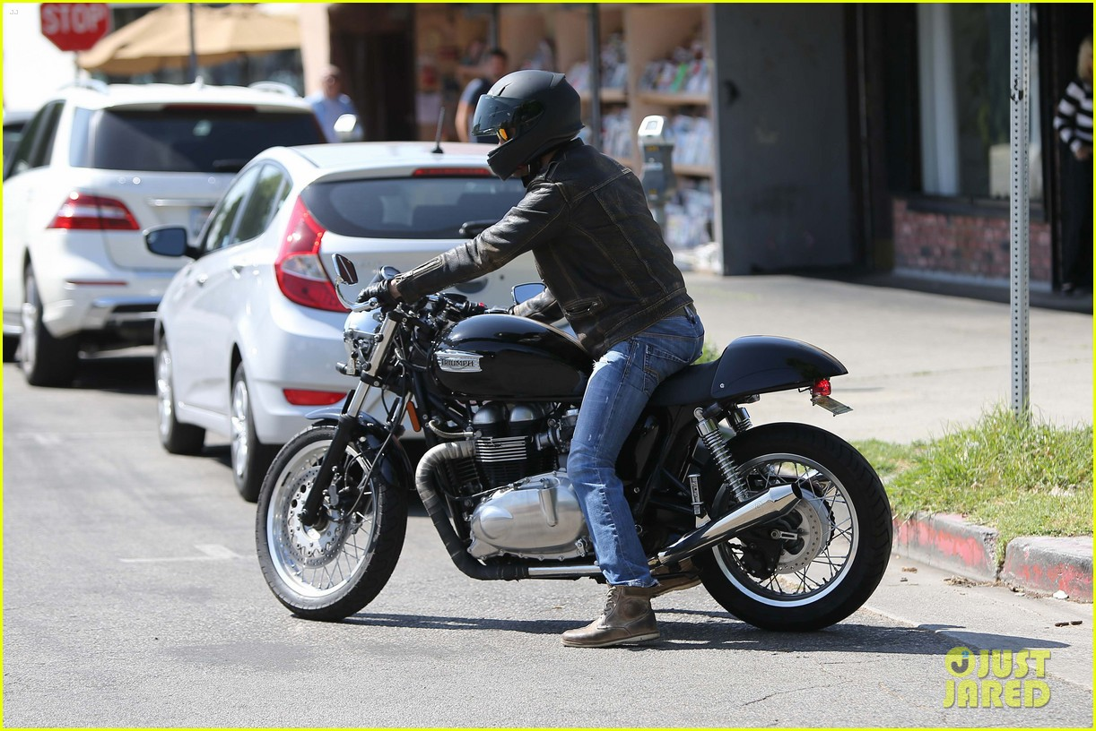 taylor kitsch shows off his biker bad boy side 103338788